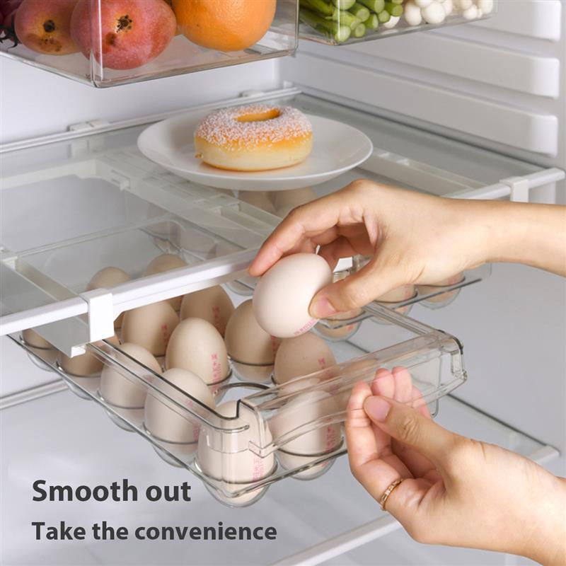 Køleskab udenfor kogte holdbarhed æg Opbevaring af